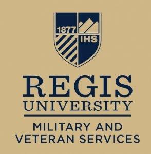Regis Mil.Vet Logo